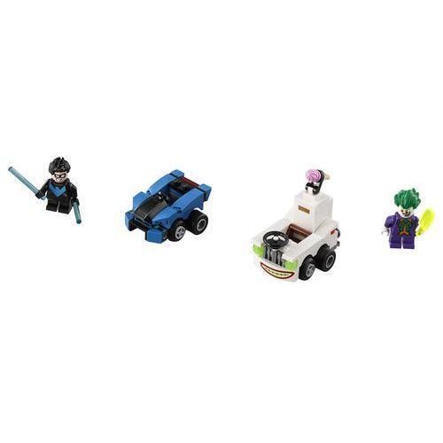 76093 NIGHTWING™ VS. THE JOKER™ (Mighty Micros: Nightwing vs. The Joker) - KLOCKI LEGO SUPER HEROES