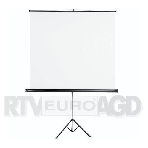 Ekran projekcyjny HAMA Ekran ze statywem 155 x 155 cm, 000187930000