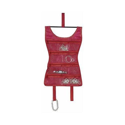 Umbra Organizer biżuterii sukienka mini czerwo na