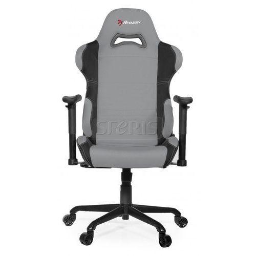 Fotel gamingowy AROZZI Torretta szary - TORRETTA-GY z kategorii Pozostałe akcesoria do konsoli