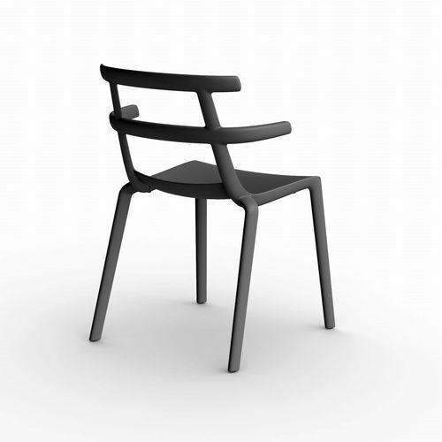 Resol Krzesło tokyo czarne (2200000106728)