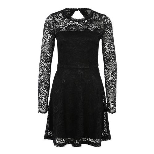 Vero moda sukienka koktajlowa 'vmceleb' czarny