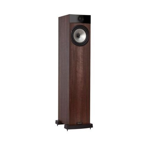 Fyne audio Kolumna głośnikowa f302 ciemny orzech