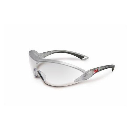 Okulary ochronne 3M serii 2840, bezbarwne