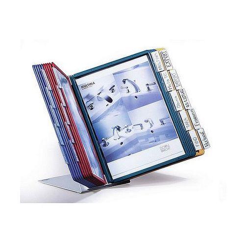 Zestaw 20 paneli A4 z podstawą stołową Vario Table Durable 569900