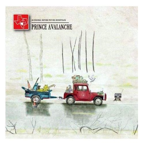 Temporary residence Explosions in the sky & david wingo - prince avalanche - an original motion picture soundtrack