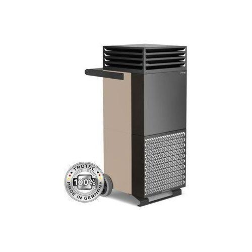 Trotec Oczyszczacz powietrza w pomieszczeniu tac v+ kolor brązowy/czarny