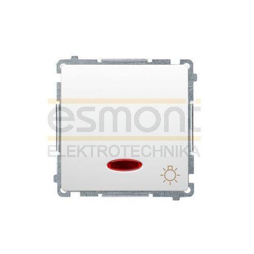 basic wyłącznik chwilowy światło podświetlany marki Kontakt simon