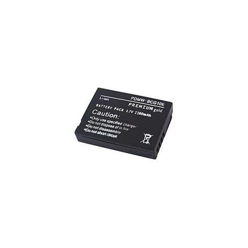 Akumulator DMW-BCG10E 1100mAh (Panasonic) z kategorii Akumulatory dedykowane