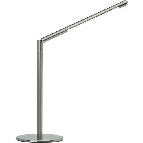 Brilliant Lampa stołowa led bombay g92928/13, led wbudowany na stałe, 6 w, 6400 k, (sxw) 28 cm x 57 cm, żelazowy