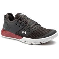 Buty UNDER ARMOUR - Ua Charged Ultimate 3.0 3021294-101 Gry, kolor szary