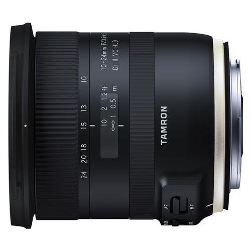 Tamron 10-24 mm f/3.5-4.5 Di II VC HLD / Canon, B023E