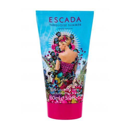 ESCADA Turquoise Summer mleczko do ciała 150 ml dla kobiet