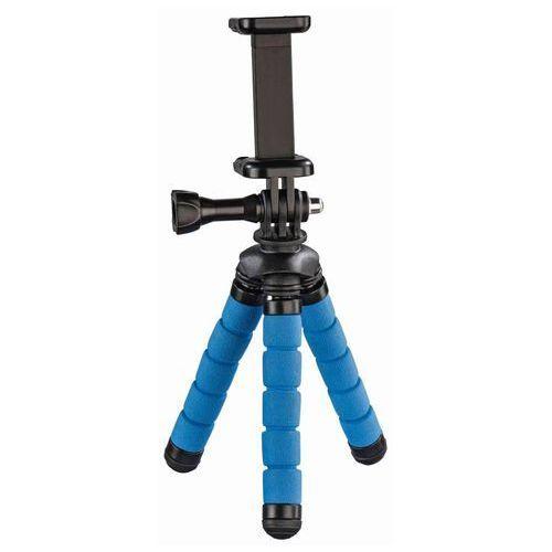 Hama Statyw flex 2w1 niebieski (4007249046109)