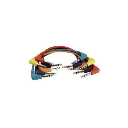 Kabel audio patchkabel Jack stereo 90° - produkt z kategorii- Kable audio