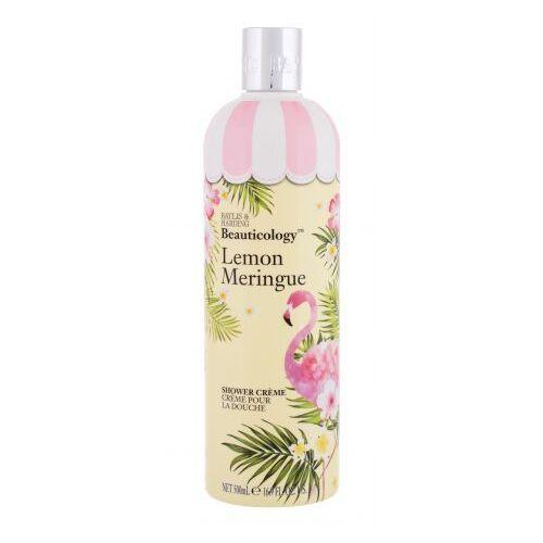 Baylis & Harding Beauticology Lemon Meringue krem pod prysznic 500 ml dla kobiet