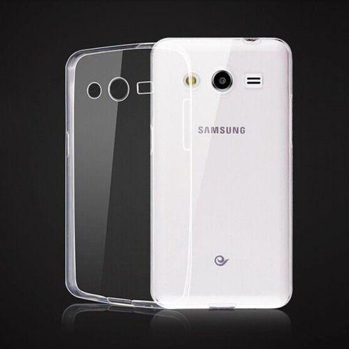 | samsung galaxy core 2 | super cienkie etui przezroczyste marki Ultra slim