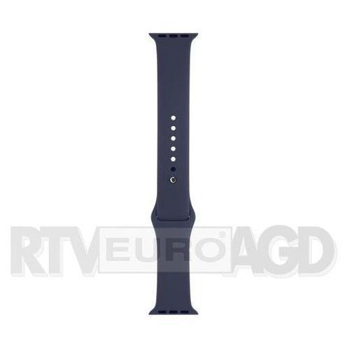 Apple  pasek sportowy apple watch 38mm (nocny błękit) - produkt w magazynie - szybka wysyłka! (0888462692564)