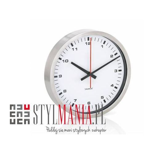 Zegar ścienny Era 24 cm biały, 63209