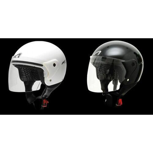 kask jetcity biały/czarny marki Astone