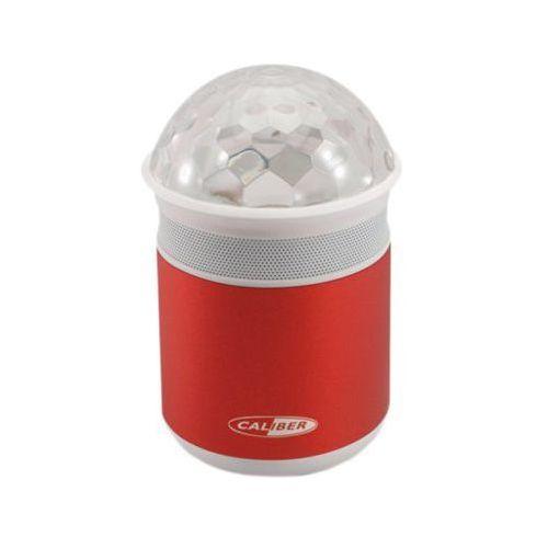 Głośnik CALIBER HPG319BTL Czerwony (8714505029535)