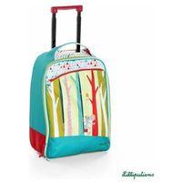 Lilliputiens  walizka na kółkach - wilk nicolas