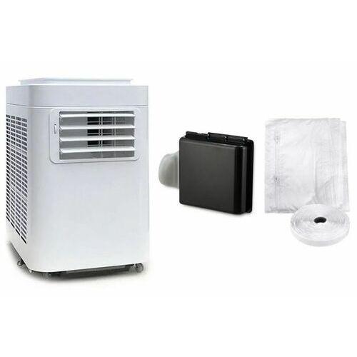 Fral Klimatyzator przenośny super cool fsc 09 c + plenum + uszczelka do okna wydajność ok 25 m2 -mały i cichy -super promocja