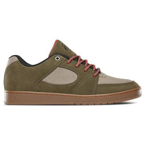 buty ÉS - Accel Slim Brown/Tan/Gum (214)