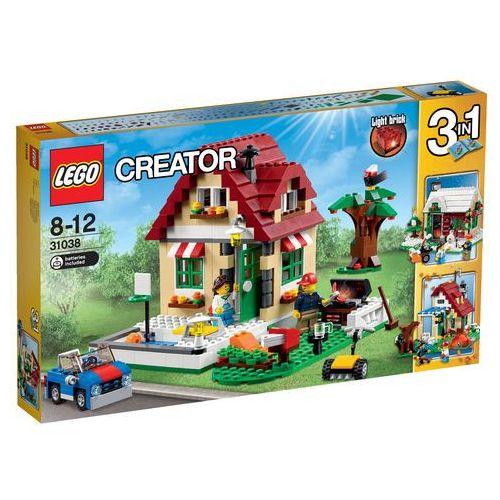 LEGO® Creator Zmieniające się pory roku 31038