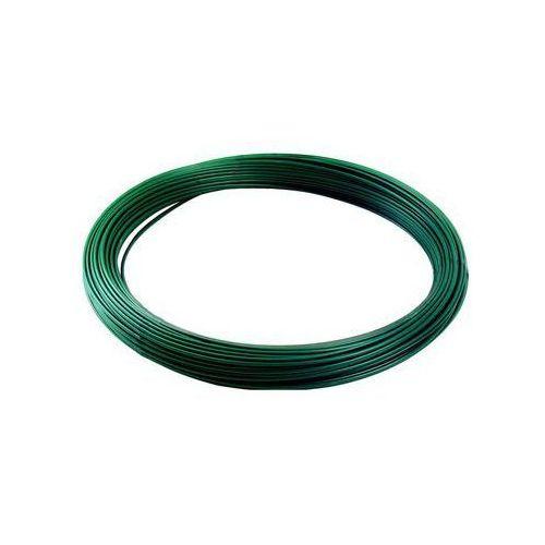 Arcelormittal Drut naciągowy 130 m x 3.6 mm zielony