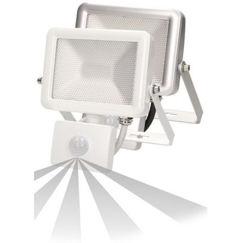 Naświetlacz led ORNO Slim NL-380GLR5 20W Srebrny (5901752487185)