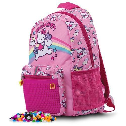 Pixie Crew Plecak dziecięcy Hello Kitty z pikselami