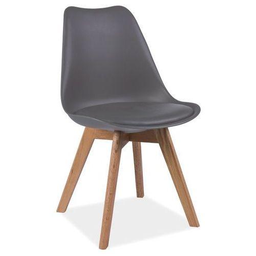 Krzesło z poduszką kris marki Signal