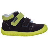 Protetika buty barefoot chłopięce Margo 27 niebieskie/zielone