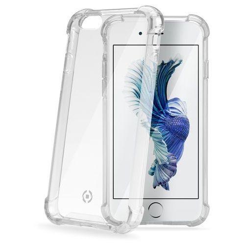Etui CELLY Bumper ARMOR701WH do iPhone 6+/6S+ Przezroczysty