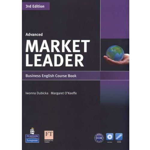 Market Leader Advanced Business English Course Book + Dvd (2011)