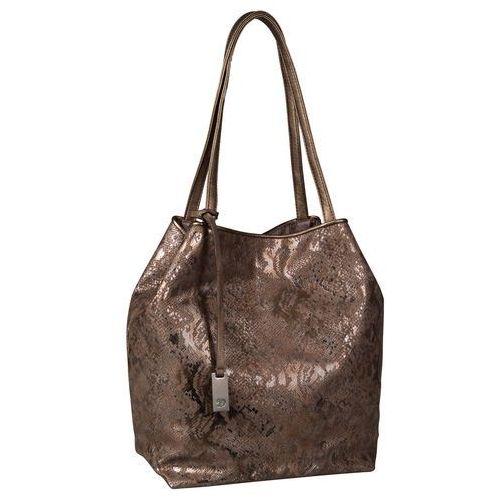 Tom tailor denim mila vip torba na zakupy bronze