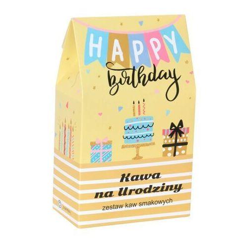 Cup&you cup and you Urodzinowa torebka z kawą – prezent upominek na urodziny z kawą aromatyzowaną smakową 10x10g