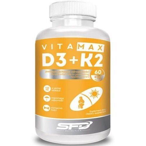 Tabletki SFD Vitamax D3 + K2 x 90 tabletek