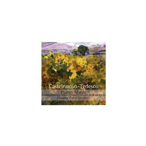Brilliant classics Castelnuovo-tedesco: complete piano music (5028421948119)