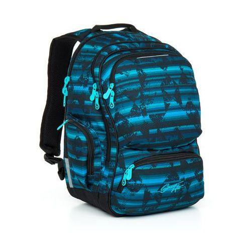 Plecak młodzieżowy Topgal HIT 864 D - Blue