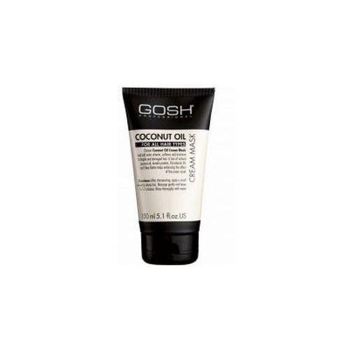 Gosh coconut oil cream mask - kokosowa maska do włosów, 150 ml