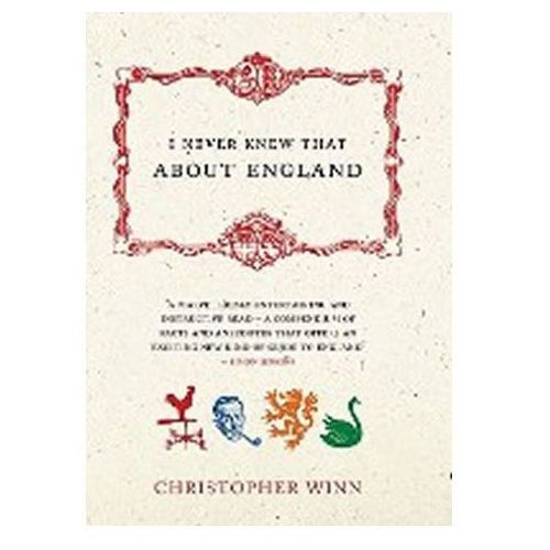 I Never Knew That About England, Winn, Christopher