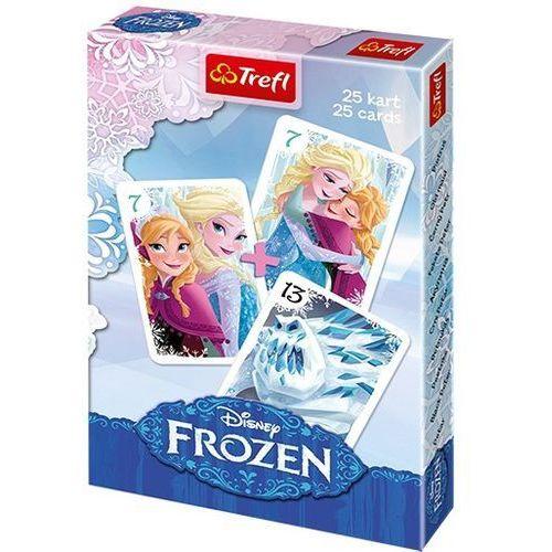 Karty do gry TREFL Piotruś Kraina Lodu 08448, towar z kategorii: Gry dla dzieci