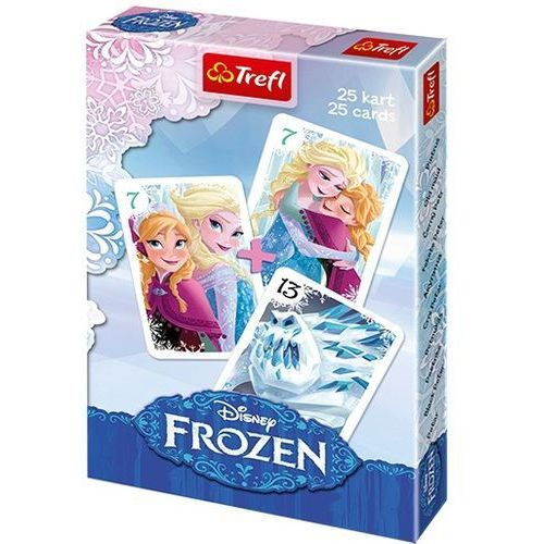Trefl Karty do gry piotruś kraina lodu 08448 (5900511084481)