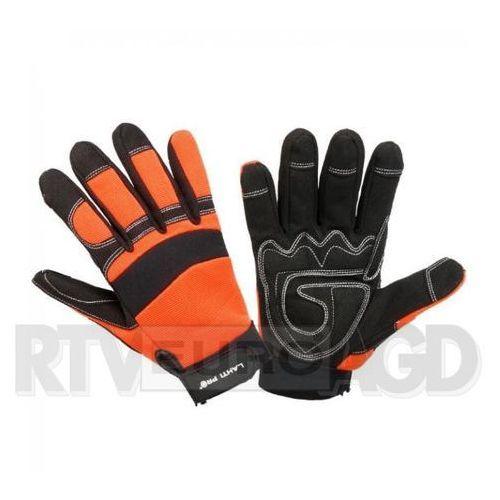 rękawice warsztatowe czarno-pomarańczowe rozmiar 9 /l280509k/ marki Lahti pro