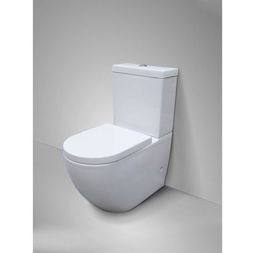 Massi Kompakt wc  decos + deska duro (msk-2673adu)