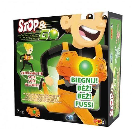 Stop & go - wyścig agentów - gra interaktywna - marki Epee