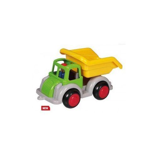 Pojazd wywrotka jumbo z figurką - marki Viking toys
