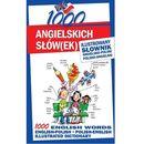 1000 angielskich słówek Ilustrowany słownik angielsko-polski polsko-angielski (9788026606642) zdjęcie 1